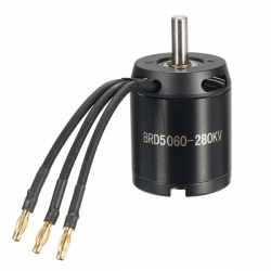 Racerstar 5060 BRD5060 280KV 4-12S Brushless Motor For Balancing Scooter