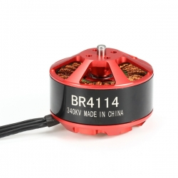 Racerstar Racing Edition 4114 BR4114 340KV 4-12S Brushless Motor For 600 650 700 800 RC Drone FPV Racing