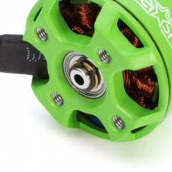 Racerstar 2307 BR2307S Green Edition 2500KV 2-4S Brushless Motor For X220 250 280 300 Racing Drone