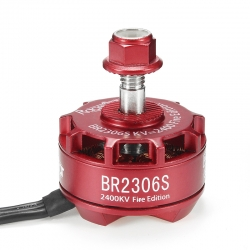 Racerstar 2306 BR2306S Fire Edition 2400KV 2-4S Brushless Motor For X210 X220 250 280 RC Drone FPV Racing