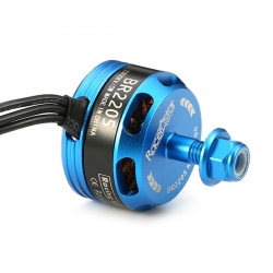 Racerstar Racing Edition 2205 BR2205 2300KV 2-4S Brushless Motor Light Blue CW/CCW For 220 250 RC Drone FPV Racing